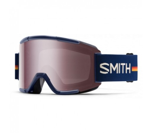 Ochelari ski si snowboard Smith Squad Navy Ignitor
