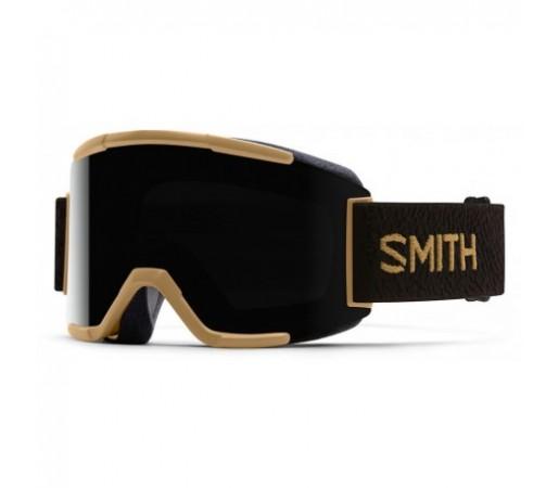 Ochelari ski si snowboard Smith Squad Praire Machine Blackout