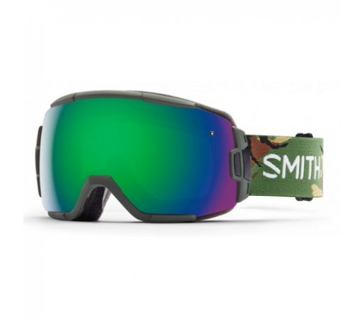 Ochelari ski si snowboard Smith Vice Disruption Green-Solx