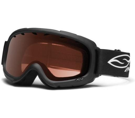 Ochelari Schi si Snowboard Smith Gambler Air Black