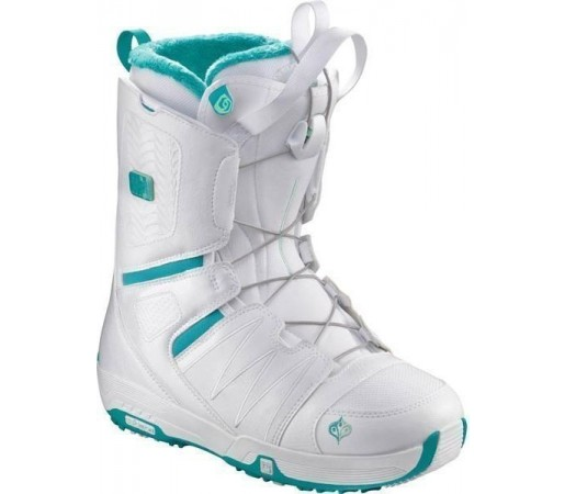 Boots Salomon Pearl Alb 2012