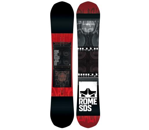 Placa Snowboard Barbati Rome SDS Blackjack 2019