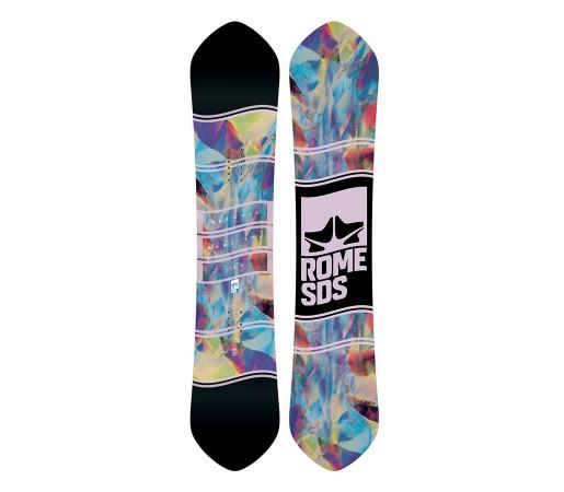 Placa Snowboard Femei Rome SDS Kashmir 2019