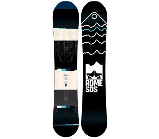 Placa Snowboard Barbati Rome SDS Mountain Division 2019
