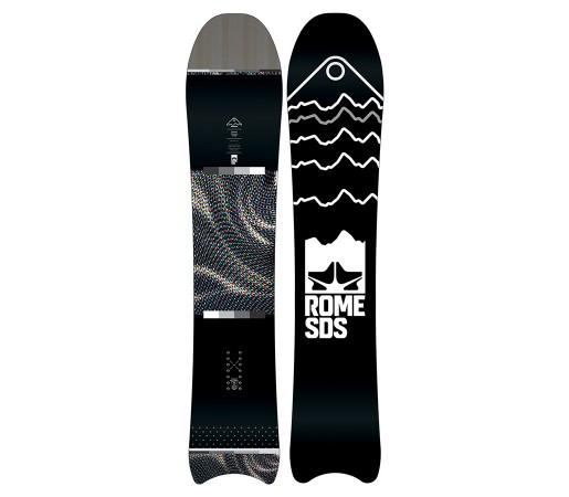 Placa Snowboard Barbati Rome SDS Powder Division MT 2019