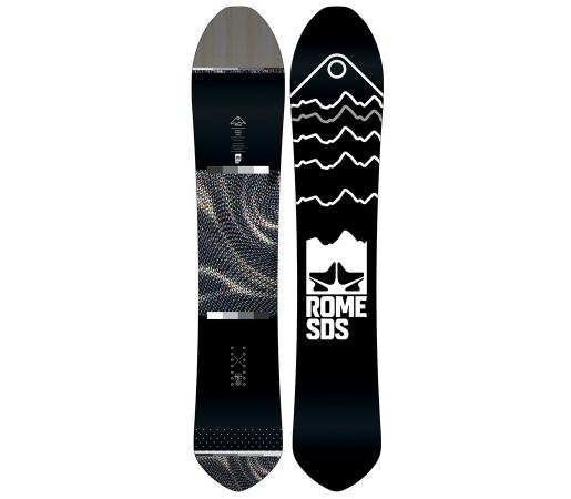 Placa Snowboard Barbati Rome SDS Powder Division PT 2019
