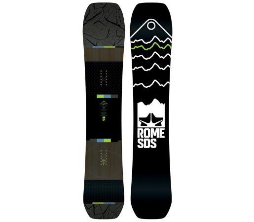 Placa Snowboard Barbati Rome SDS Ravine 2019
