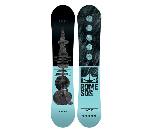 Placa Snowboard Femei Rome SDS Royal 2019