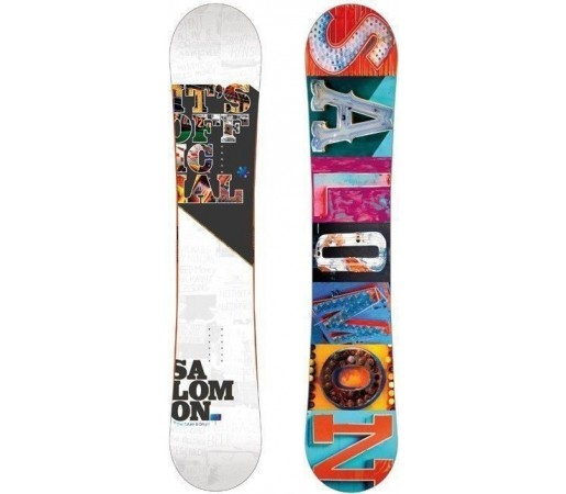 Snowboard Salomon OFFICIAL