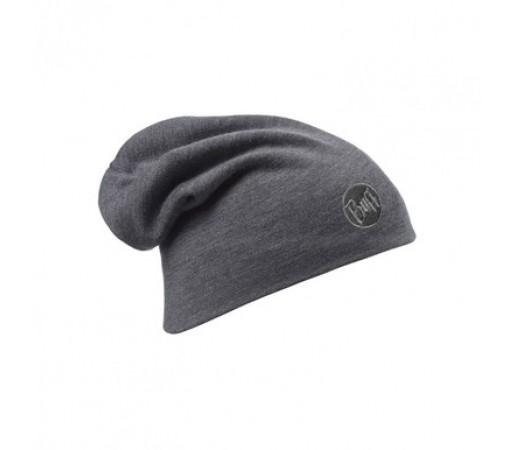 Caciula Buff Wool Thermal Loose Solid Gri