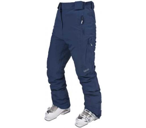 Pantaloni Femei Ski Trespass Solitude Bleumarin