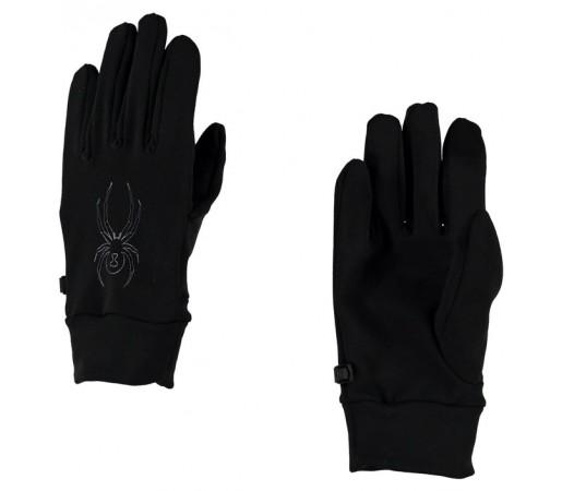 Manusi Spyder Stretch Fleece Conduct M Negre
