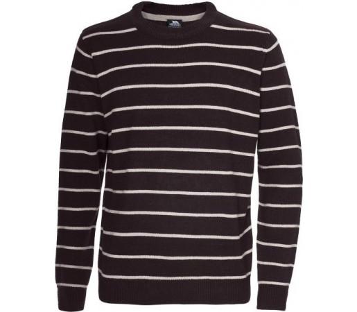 Bluza Trespass Stripe Shiraz Black