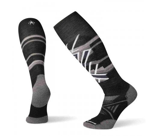 Sosete Ski Barbati Smartwool PHD Medium Pattern Black (Negru)
