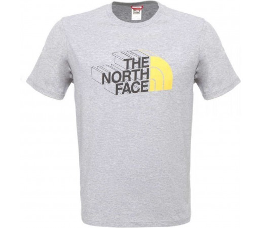 Tricou The North Face Easy 3D Gri