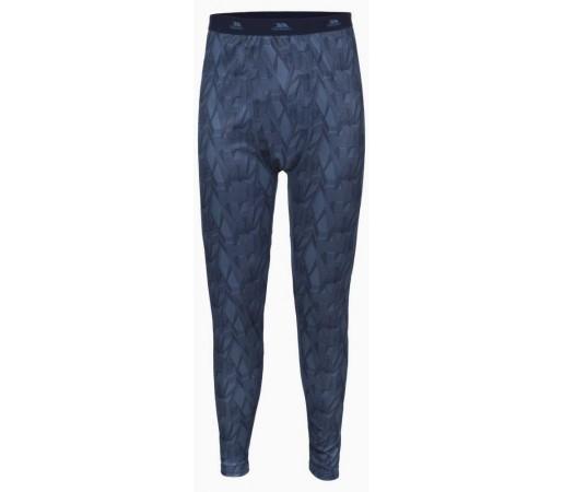 Pantaloni First Layer Barbati Trespass Task Bleumarin