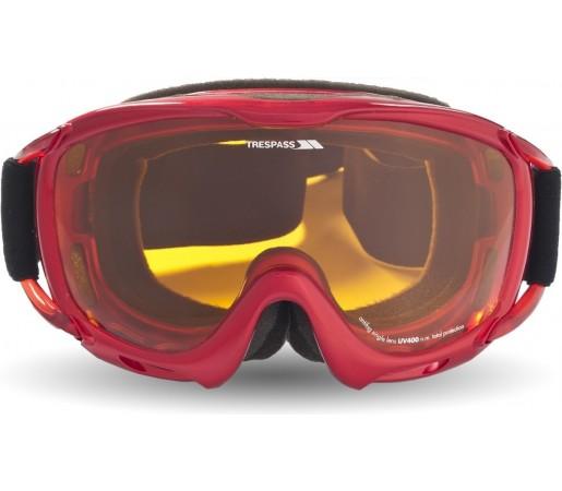 Ochelari Schi si Snowboard Trespass Tawa Red/Metallic Red
