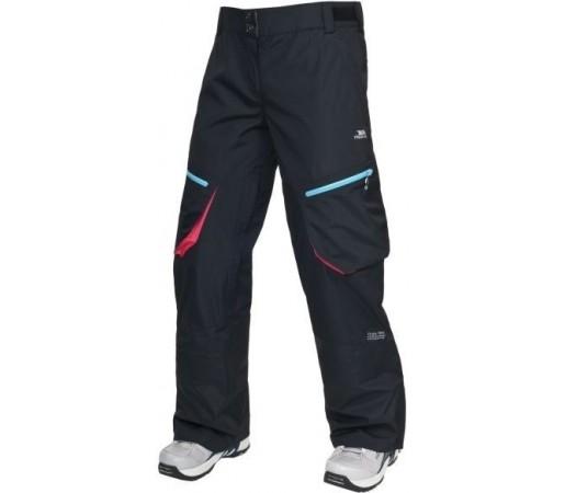 Pantaloni ski Trespass Tegan Black