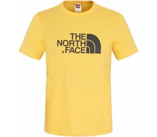 Tricou The North Face M S/S Easy Galben
