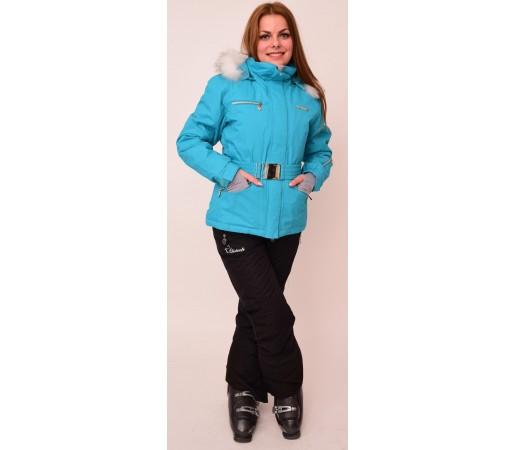 Geaca ski Gotech Thalia Turcoaz