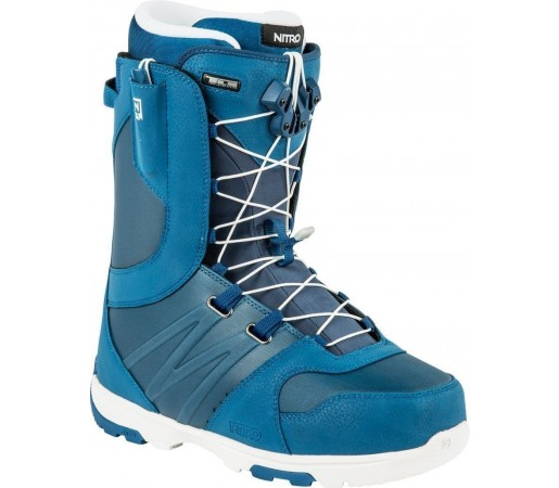 Boots Snowboard Nitro Thunder TLS Albastru 2015