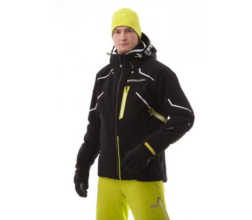 Geaca Schi si Snowboard Nordblanc TIMELESS Neagra