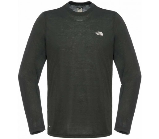 Tricou The North Face M Reaxion Crew L/S Negru