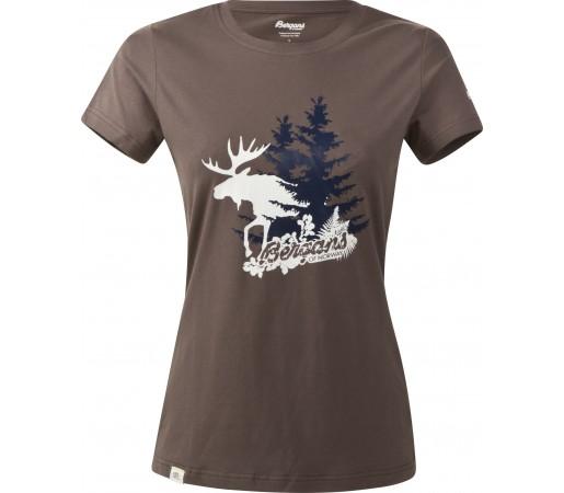 Tricou Bergans Elk Lady Maro