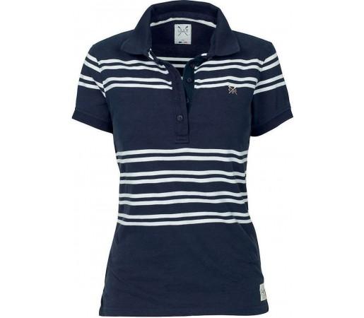 Tricou Crew Clothing Modern Polo Navy