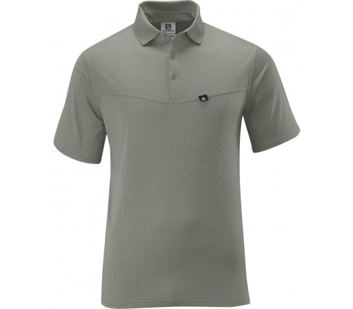 Tricou Salomon My Polo M Grey 2013