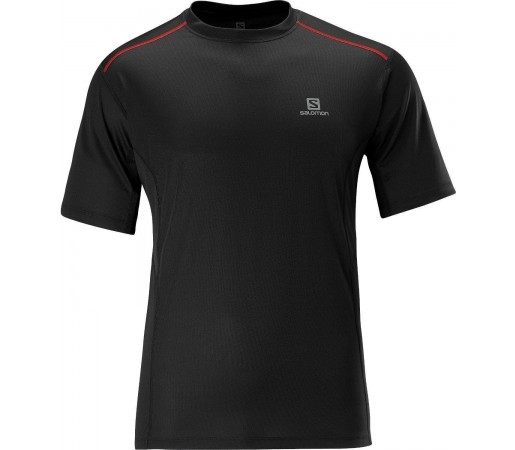 Tricou Salomon Start Tee M Black