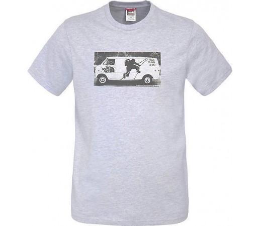 Tricou The North Face Company Car Grey