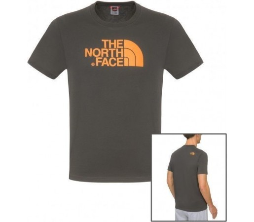 Tricou The North Face Easy Asphalt Grey