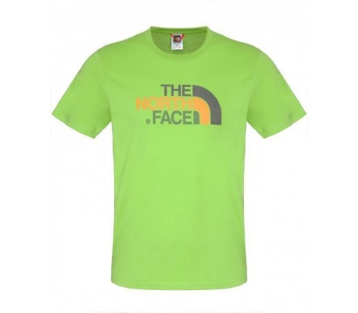 Tricou The North Face Easy Tree Frog Green