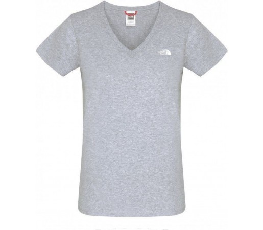 Tricou The North Face Simple Dome Grey