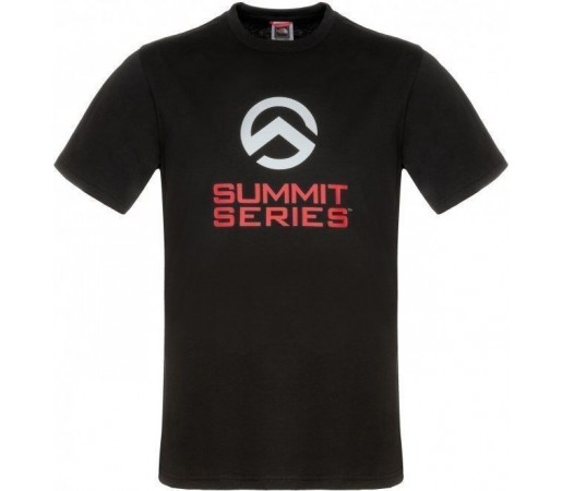 Tricou The North Face Summit Series Logo Black