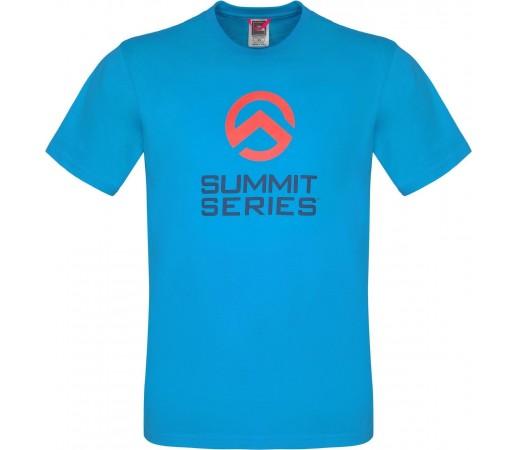 Tricou The North Face Summit Series Logo Blue