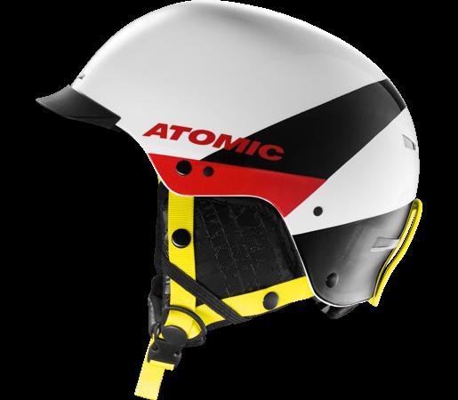 Casca schi si snowboard Atomic Troop SL White