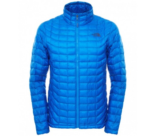 Geaca The North Face M Thermoball Full Zip Albastra