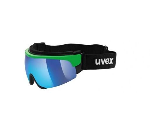 Ochelari Uvex Cross Shield II Pro Negru/Verde