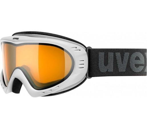 Ochelari Ski si Snowboard Uvex Cevron White/ Laser gold