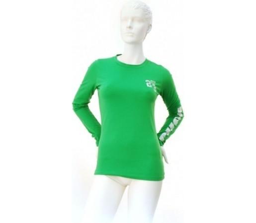 Bluza Volkl Silver 23 Long Sleeve Green