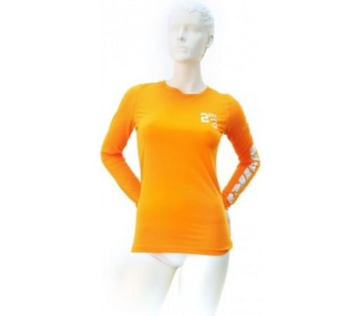Bluza Volkl Silver 23 Long Sleeve Orange