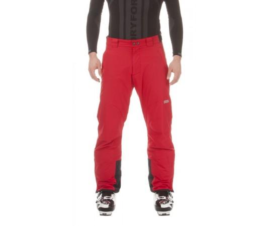 Pantaloni Schi Nordblanc VAIL Rosii