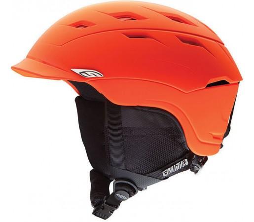 Casca Schi si Snowboard Smith Variance Matte Neon Orange