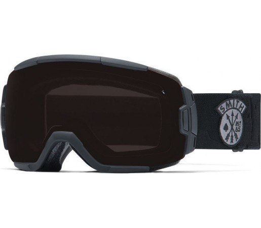 Ochelari de schi si snowboard Smith Vice Black Sabotage/Blackout