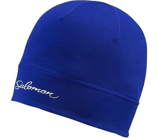 Caciula Salomon Active Beanie Dark Violet Blue 2013