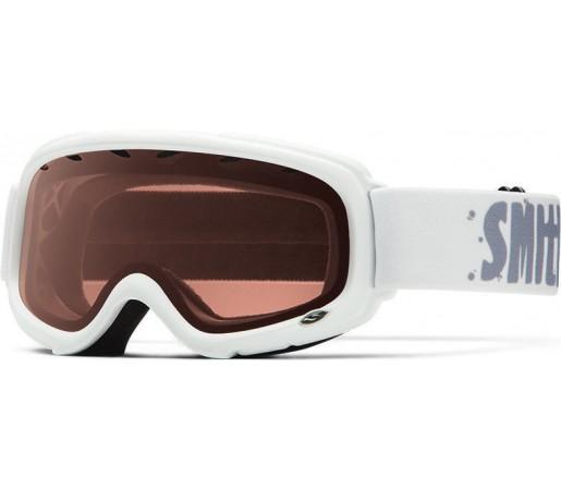 Ochelari Schi si Snowboard Smith Gambler Air White/RC36 Rose Copper