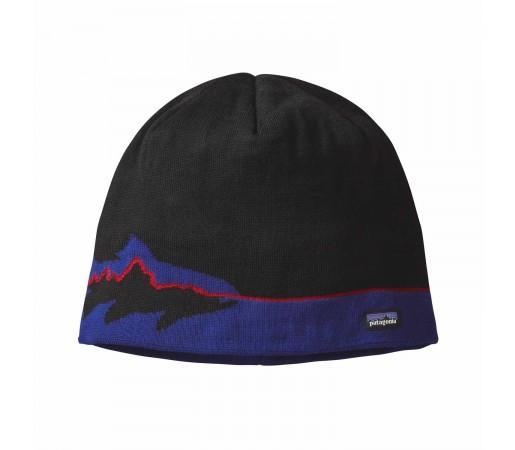 Caciula Patagonia Beanie Hat Fitz Trout Black (Negru)