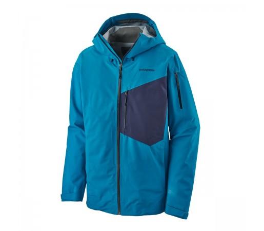 Geaca Ski Barbati Patagonia Snowdrifter Balkan Blue  (Albastru)